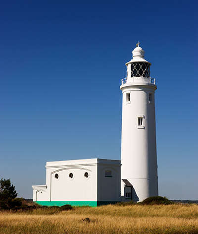 Hurst Spit Lighthouse